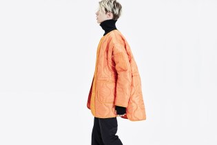 Used Future Flaunts Oversized Silhouettes for 2016 Fall/Winter Collection