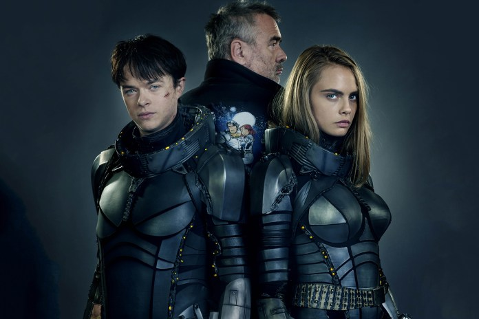 Watch the Official Teaser Trailer for Luc Besson's 'Valerian and the City of a Thousand Planets'
