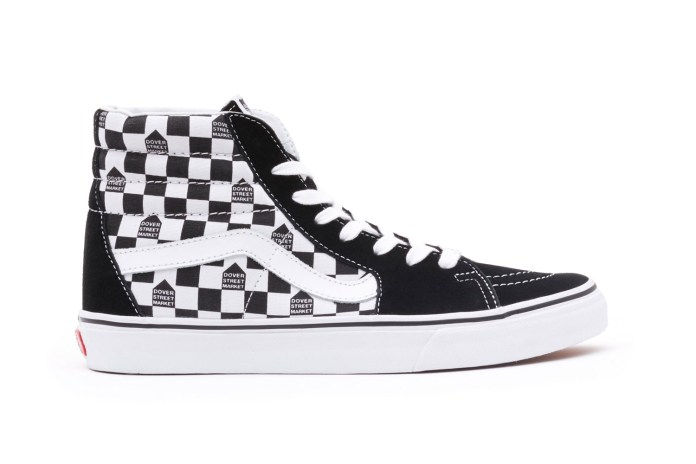 Vans Re-Releases Its Dover Street Market Checkered Classics