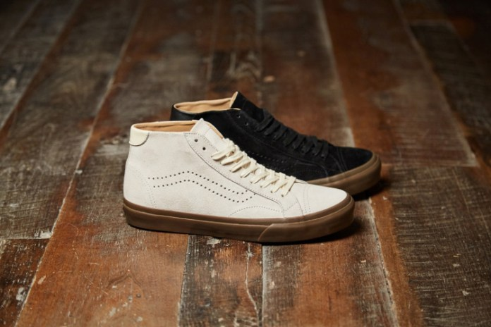 Vans's Tanner Court Mid DX Keeps It Clean and Simple for the Fall