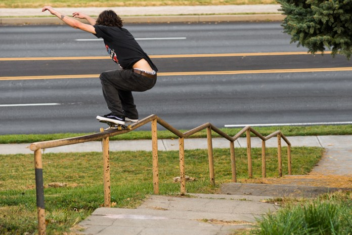 "Elijah Berle & Kyle Walker Deliver Madness for Vans & Thrasher's ""No Other Way"""