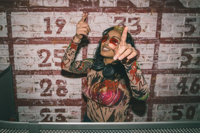 Venus X and gnarianna Turn up at the Dream Midtown for a Secret HYPEBEAST Party
