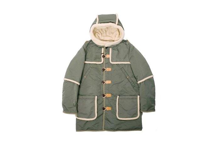 visvim Reworks Its Classic Hudson Jacket