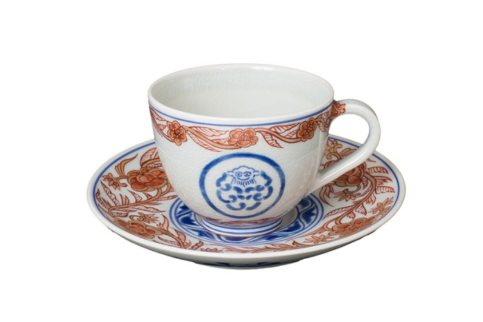 Sip in Style With This visvim Cup & Saucer