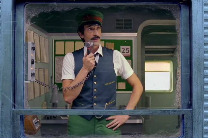 Wes Anderson Directs Epic H&M Christmas Ad