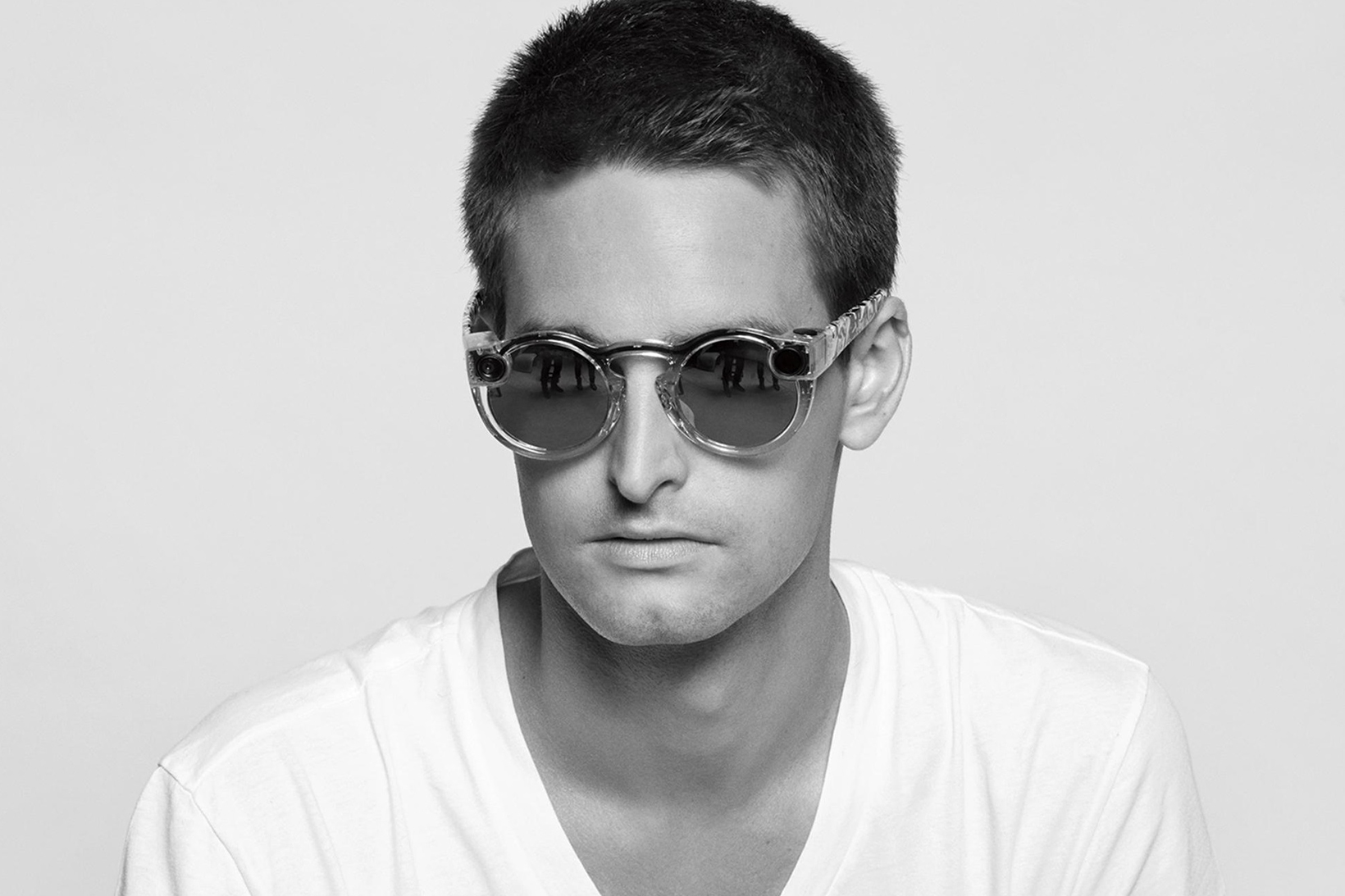 Wearable Tech and Fashion Snapchat Spectacles Evan Spiegel Karl Lagerfeld