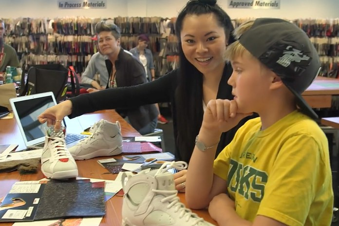 The Young Creatives Behind Nike 2016's Doernbecher's Collection Speak out on Its Design Process
