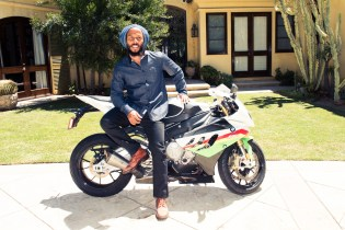 Take a Look Inside Ziggy Marley's Cozy California Home and Wardrobe Collection
