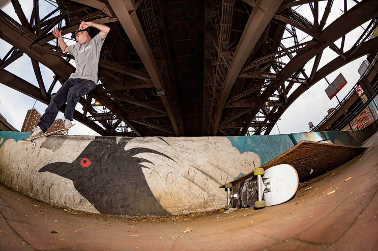 "The Zoo York Skate Crew Balls out in ""Eastern Conference"" Video"