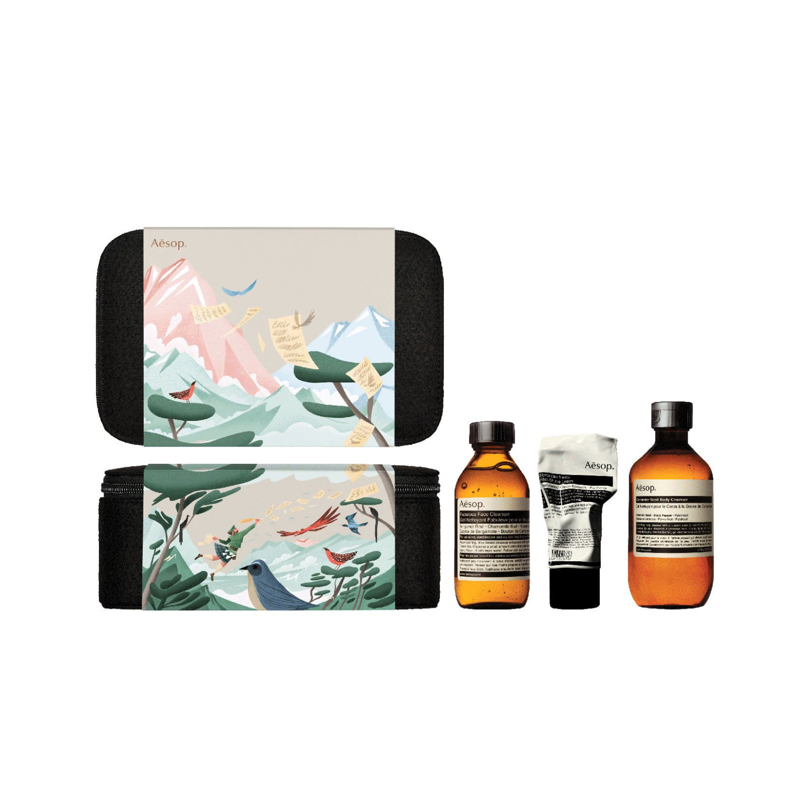 Aesop Intrepid Gent Gift Set