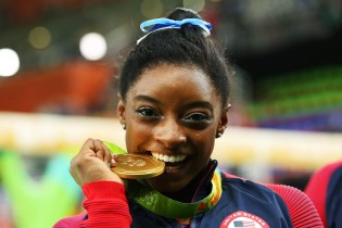 LeBron James and Simone Biles Named AP's Athletes of the Year
