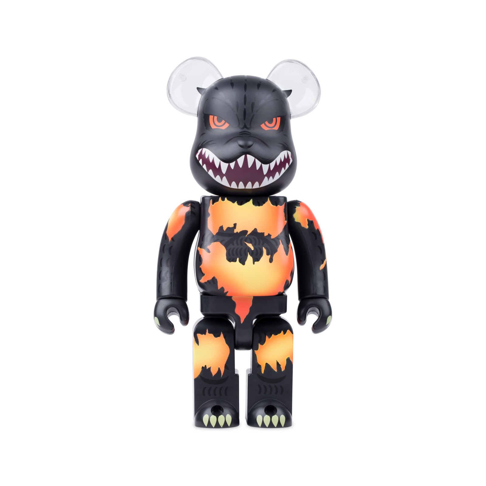 Medicom Toy Godzilla BE@RBRICK Desgodzi Buring Version 400%