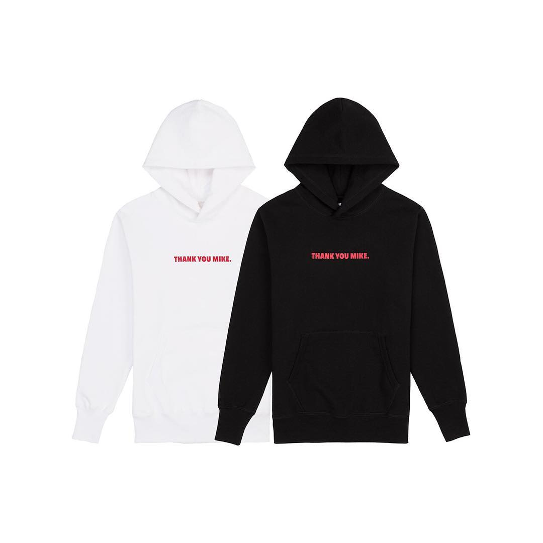 "Aimé Leon Dore ""Thank You Mike"" Hoodie"