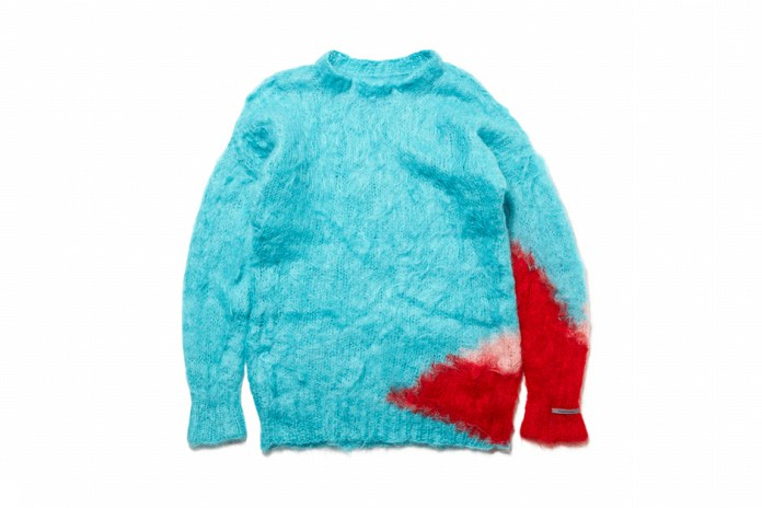 fragment D.A. Gets Cozy With a Mohair Jumper at THE PARK・ING GINZA