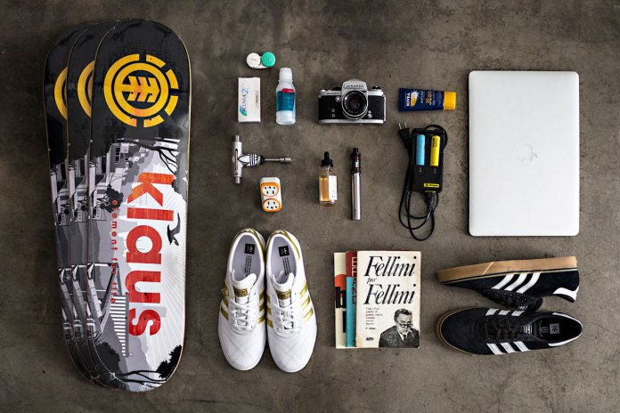 Essentials: Klaus Bohms