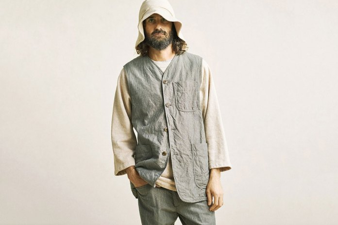 ts(s) Presents a Comfortable Workwear Ensemble in Its 2017 Spring/Summer Lookbook