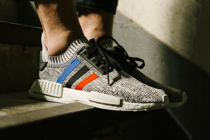 "A Closer Look at the adidas NMD_R1 ""Tri-Color"" Pack"