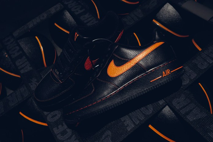 Here's How You Can Add the VLONE x Nike Air Force 1 to Your Personal Collection