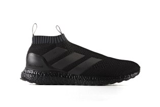 """The adidas ACE16+ UltraBOOST Is Returning In """"Triple Black"""""""