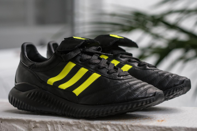 Designers ontwerpen twee gruwelijke Copa Mundial sneakers