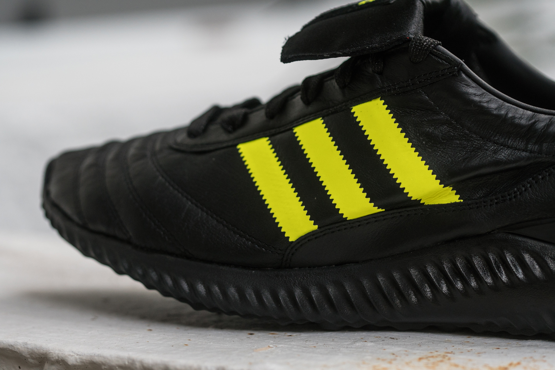adidas Copa Mundial Art Basel Shoe Surgeon Jester Red Ribbon Recon