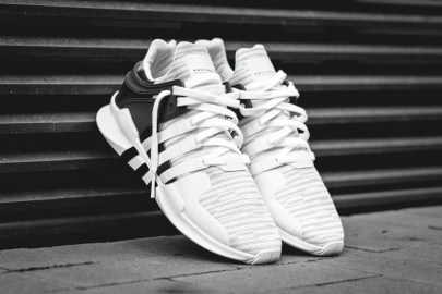 adidas's Cozy EQT Support ADV Sports a Clean White Colorway