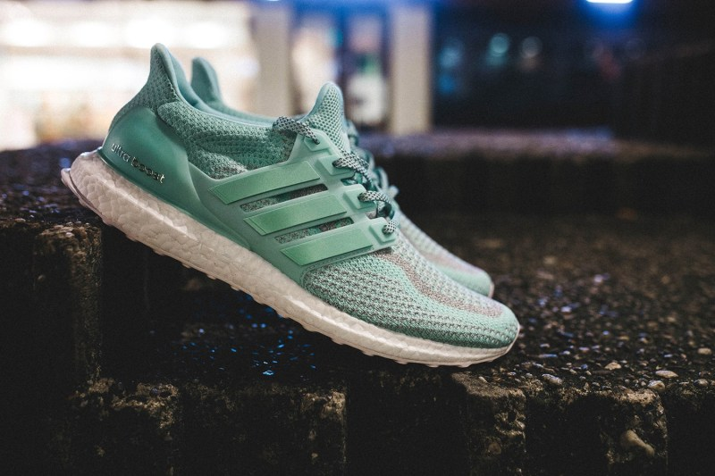 """adidas's miUltraBOOST Gets a NYC-Exclusive """"Statue of Liberty"""" Colorway"""