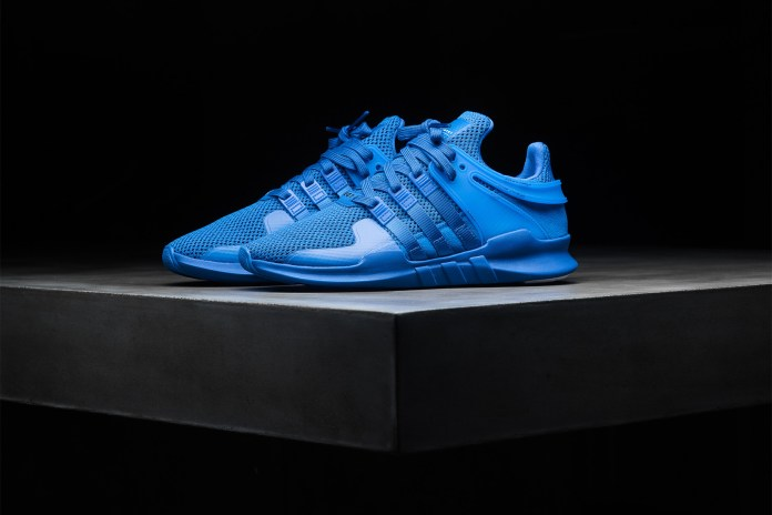 adidas Drops a Monochromatic Royal Blue EQT Support ADV