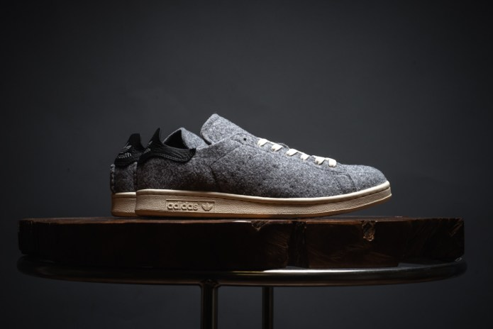 adidas Brings Wool Construction to the Stan Smith