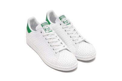 The adidas Originals Stan Smith Gets a Woven Upgrade