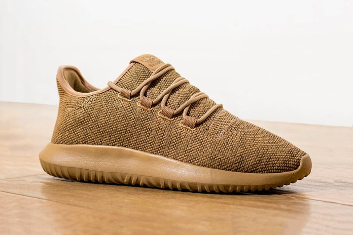 "The adidas Originals Tubular Shadow ""Cardboard"" Launches at Foot Locker Europe"