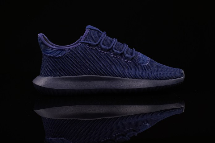 adidas Dresses the Tubular Shadow Entirely in Navy
