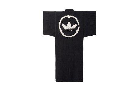 adidas Originals x wings+horns Handknit Kimonos