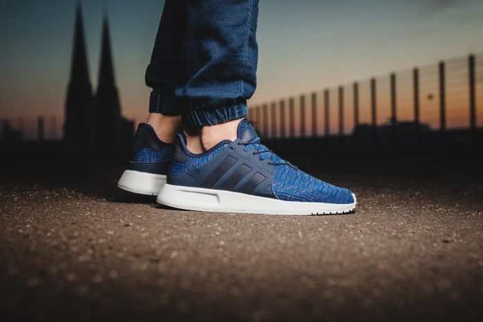 adidas's Xplr Returns in Blue