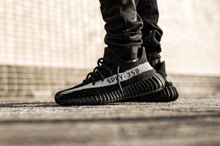 Here's the Official Store List for the adidas Originals YEEZY BOOST 350 V2 CORE BLACK/CORE WHITE
