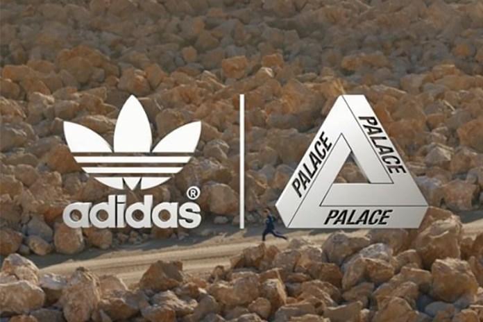 adidas & Palace Tease Their 2016 Holiday Drop
