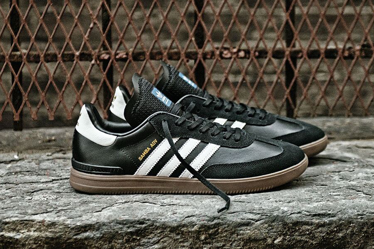 adidas skateboarding samba adv hypebeast. Black Bedroom Furniture Sets. Home Design Ideas
