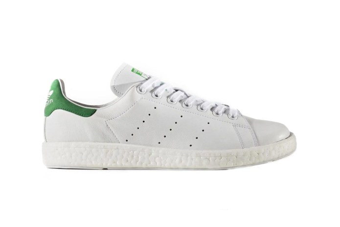 Official adidas Stan Smith BOOST Images Confirm Hot Mashup
