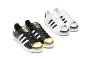 adidas Is Set to Release a Metallic Toe Superstar