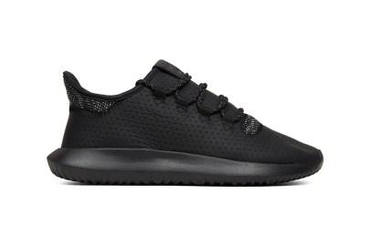 The adidas Tubular Shadow Gets the All Black Treatment