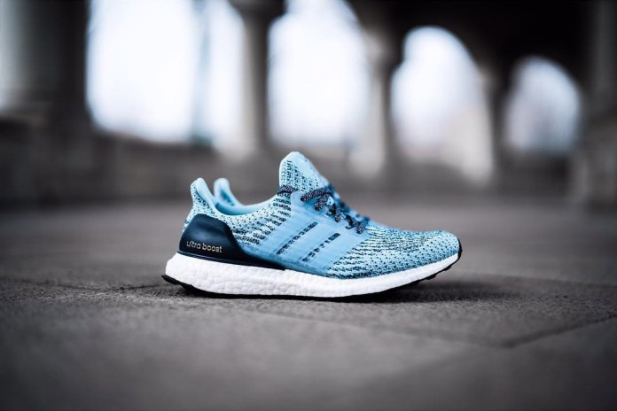 Aqua Coloring Makes Its Way Onto the New adidas UltraBOOST 3.0
