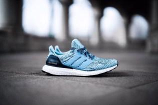 Aqua Coloring Makes Its Way Onto the New adidas UltraBOOST 3.0