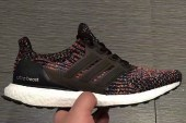 "Unreleased adidas UltraBOOST 3.0 ""Multicolor"" Surfaces on Christmas Day"