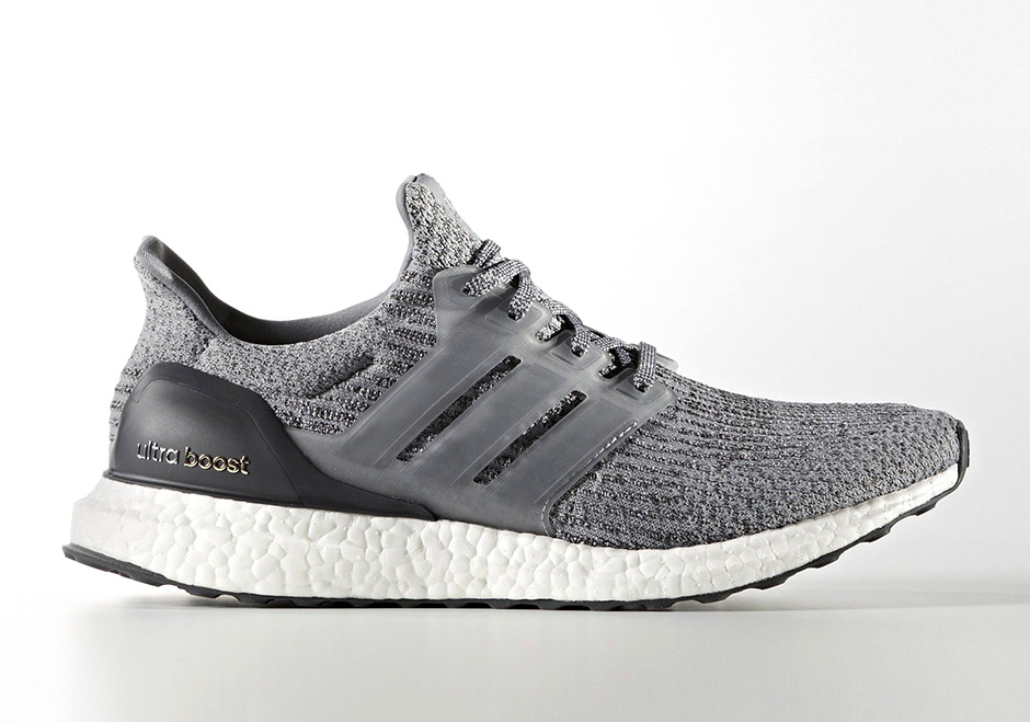 adidas ultraboost 3 0 adds mystery grey coloring hypebeast