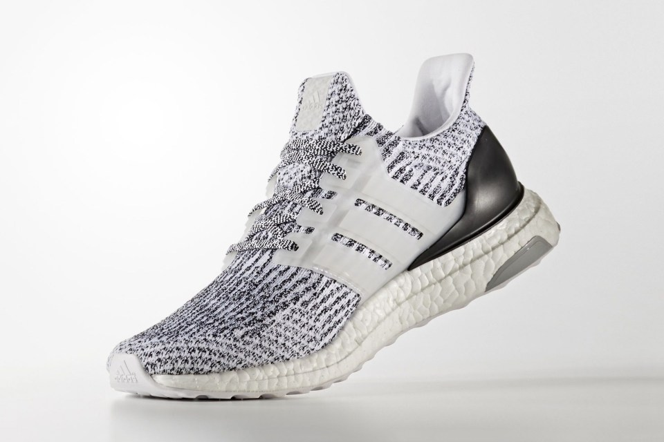 Adidas Ultraboost 3 0 Quot Oreo Quot Colorway Hypebeast