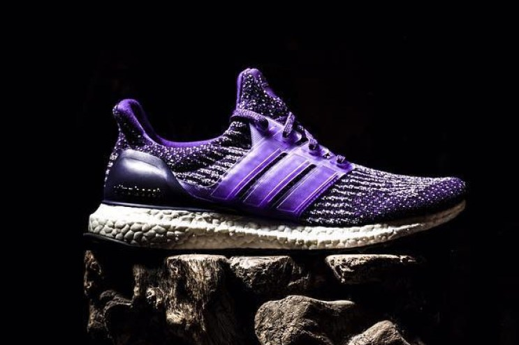 adidas's UltraBOOST 3.0 Selection Increases With New Purple Colorway