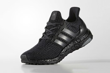 """adidas Unveils the UltraBOOST 3.0 In """"Triple Black"""""""