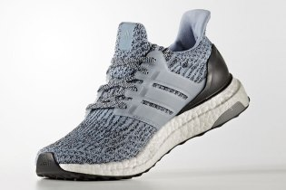 "This adidas UltraBOOST 3.0 Is a Light-Grey Version of the Coveted ""Oreo"" Model"