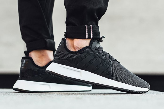"adidas' X PLR Gets a ""Core Black"" Colorway"