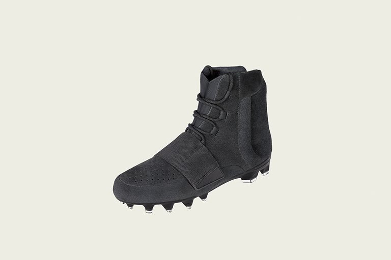 adidas YEEZY 750 Cleat Black Kanye West - 1832287